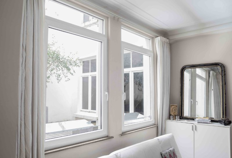 bien tre et lumi re naturelle en rez de chauss e t moignage de tigran bruxelles espaciel. Black Bedroom Furniture Sets. Home Design Ideas