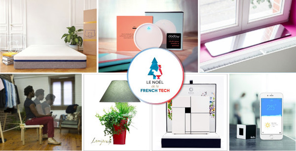 7 innovative gifts from French start-ups to offer friends and family this Christmas