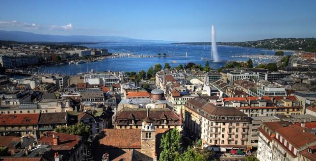 éclaircir une pièce sombre réflecteurs de lumière Espaciel, Genève, Suisse