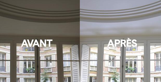 Appartement Haussmannien : rénover avec la lumière naturelle – un projet d'architecte à Paris