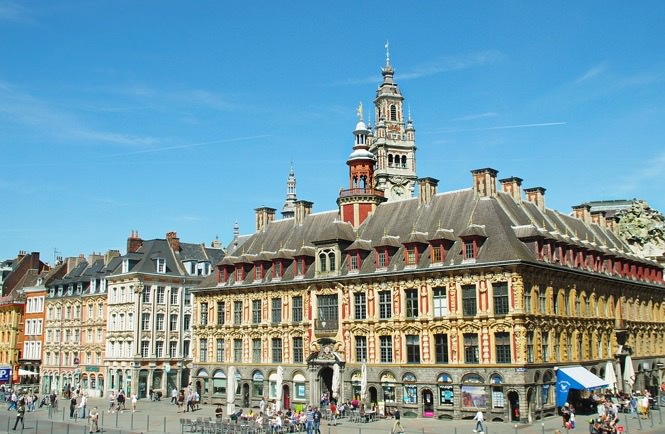 photo-de-la-grande-place-de-lille