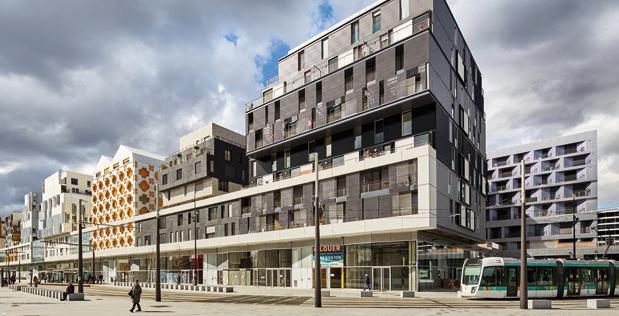Entrepôt Macdonald, la naissance d'un nouveau quartier à Paris